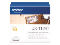Bild von BROTHER P-Touch DK-11240 big logistic transport label 102x51mm 600 labels