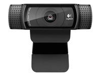 Bild von LOGITECH C920 HD Pro Webcam USB schwarz