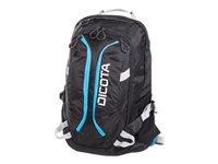 Bild von DICOTA Backpack Active 39,6cm 14-15,6Zoll black/blue