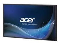Bild von ACER DV433bmidv 109,2cm 43Zoll LFD 1920x1080 VA Panel VGA DVI HDMI 3000:1 450cd/m² 8ms schwarz