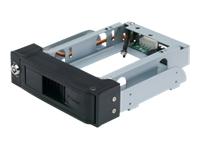 Bild von FANTEC MR-35SATA-A Wechselrahmen SATA fuer 8,89cm 3,5Zoll HDD Traegerlos Anti Vibration Hotplug Abschliessbar Plug and Play 2 LED