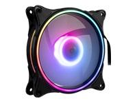 Bild von INTER-TECH Argus RS08 - RGB-Set (MC) Effektsteuerung via Fernbedienung oder Musik 5VRGB-Mainboardsteuerung