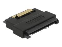 Bild von DELOCK Adapter SATA 22 Pin Buchse zu Stecker mit Einrastfunktion - Portschoner