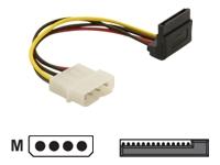 Bild von DELOCK Adapter Power SATA HDD 90 Grad O zu 4pin/St