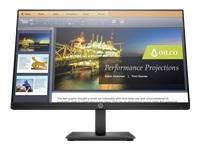 Bild von HP P224 54,6cm 21,5Zoll FHD Monitor 1920x1080 5ms HDMI DisplayPort VGA 3000:1 250cd/m 3J. Gar.