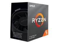 Bild von AMD Ryzen 5 1400 3,2GHz CPU Quad Core / 8 Threads 10MB Socket AM4 Boxed