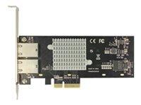 Bild von DELOCK PCI Express Karte > 2 x 10 Gigabit LAN RJ45