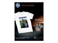Bild von HP Iron-on transfers thermischen 170g/m2 A4 12 Blatt 1er-Pack