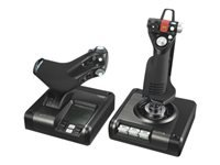 Bild von LOGITECH G Saitek X52 Pro Flight Control System - USB - WW