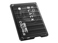 Bild von WD Black P10 game drive 2TB black Call of Duty Edition USB 3.2 2.5Inch Black RTL
