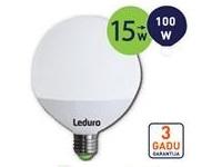 LEDURO LED spuldze GLA E27 15W 2700K 120 - Kovera Distribution