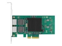 Bild von DELOCK PCI Express x4 Karte 2 x RJ45 Gigabit LAN i82576