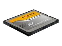 Bild von DELOCK Industrial Compact Flash card 1GB