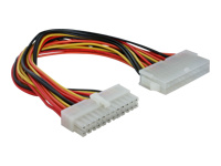 Bild von DELOCK Kabel Power Mainboard ATX 24 Pin St / Bu Verlängerung 30cm