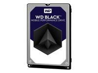Bild von WD Black Mobile 250GB HDD 7200rpm SATA serial ATA 6Gb/s 32MB cache 6,4cm 2,5Zoll 7mm Heigth RoHS compliant intern Bulk