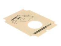 Bild von DELOCK HDDz 6,35 cm, 2.5 SATA Festplatten-Schutzfolie