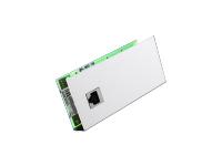 AGFEO Modulfrontplatte LAN-Modul 508/509/S2M-Modul 500 schwarz
