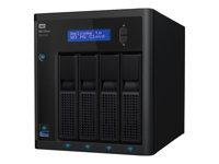 Bild von WD My Cloud EX4100 32TB NAS 4-Bay person. Cloud storage incl WD Red drives 1,6GHz Marvell ARMADA 388 dual-core proc. 2GB RAM