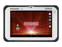Bild von PANASONIC ToughPad FZ-B2 MK2 Atom x5-Z8550 17,8cm 7Zoll Android 6.0 2GB RAM 32GB eMMC HD Graphics WLAN BT LTE Handle Strap
