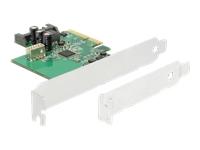 Bild von DELOCK PCI Express Karte > 1 x intern USB 3.1 Gen 2 Key B 20 Pin Buchse