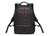 Bild von DICOTA Backpack Plus SPIN 35,56-39,62cm 14-15.6inch Schwarz