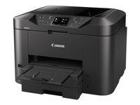Bild von CANON MAXIFY MB2755 Schwarz A4 MFP Farb Drucker drucken kopieren scannen fax  Wlan Lan Cloud-Link