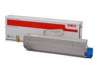 Bild von OKI MC853/873 Toner Schwarz fuer 7.000 Seiten