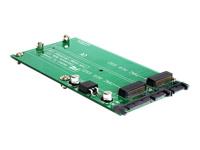 Bild von DELOCK Converter Macbook Air SSD Dual > SATA 22 Pin + SATA 7 Pin
