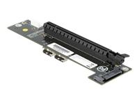 Bild von DELOCK Konverter 2xSFF-8654 zu PCIe x16 Bifurkation