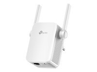 Bild von TP-LINK AC1200 Dual Band Wireless Wall Plugged Range Extender MediaTek 867Mbps at 5GHz + 300Mbps at 2.4GHz 802.11ac/a/b/g/n 1 10/100