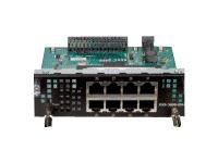Bild von D-LINK DXS-3600-EM-8T 8-Port Gigabit Kupfer Erweiterungs Modul fuer DXS-3600