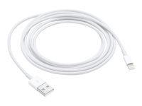 Bild von APPLE Lightning auf USB Kabel 2m