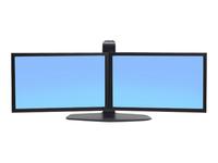 Bild von ERGOTRON Neo-Flex® Lift Stand fuer zwei Monitore bis 24 Zoll max.15,4kg. VESA 75x75mm 100x100mm