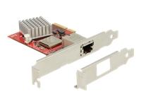 Bild von DELOCK PCIe x4 10 Gigabit LAN RJ45 NBase-T