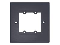 Bild von KRAMER Frame-1G/EUK(W) Rahmen für Wandplatteneinsätze - 1 Gang