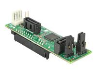 Bild von DELOCK Converter SATA Host > 2 x SATA Device mit Hardware-RAID