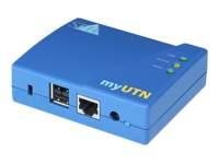 Bild von SEH myUTN-50a USB Device Server - Hi-Speed USB, Gigabit LAN