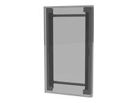 Bild von PEERLESS-AV EWL-55XE4F Wandhalterung Hochformat mit Neigungsfunktion für LG Display LG55XE4F Farbe Schwarz