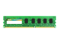 SILICON POWER DDR3 8GB DIMM 1600MHz CL11 - Kovera Distribution