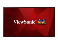 Bild von VIEWSONIC CDE5520 139,7cm 55Zoll 4K Ultra HD Commercial Display 3840x2160 400 nits 1200:1 8ms RT 178/178 HDMIx2 DVI USBx2