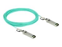 Bild von DELOCK Aktives Optisches Kabel SFP+ 10m