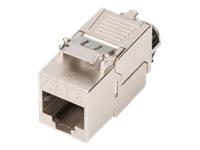Bild von DIGITUS DN-93816 Cat.8.I Keystone Module shielded tool free dust cap