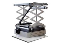 Bild von CELEXON Deckenlift PL1000+ 96cm Hub 25kg prof. Beamer-Deckenlift schwere Projektoren bis 25kg fuer abgehaengte Decken -Z-