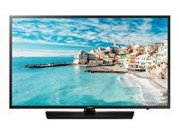 Bild von SAMSUNG 49HJ470 124,5cm 49Zoll Hotel TV 16:9 1920 x 1080 300cd/m2 DVB-C schwarz