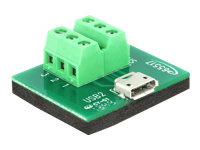 Bild von DELOCK Adapter Terminalblock > Micro USB Buchse