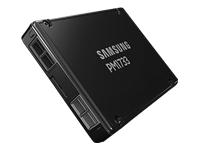 Bild von SAMSUNG PM1733 PCIe 4.0 SSD 3840GB 6,35cm 2,5Zoll