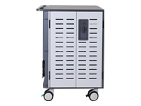 Bild von ERGOTRON Zip40 Charging and Management Cart EU, No Swiss Power Adapters included
