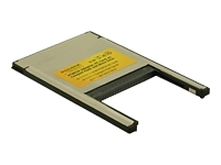 Bild von DELOCK PCMCIA Card Reader 2 in 1 Compact Flash I/II - IBM Microdrive Typ II PC Card