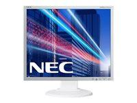 Bild von NEC Multisync EA193Mi/WH48,2cm 19Zoll IPS TFT W-LED BL 5:4 250cd 1000:1 6ms 1280x1024 DVI-D DisplayPort weiss m. silb. Rahmen