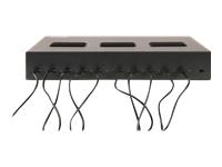 Bild von ACER Leba 10 ports USB-C Ladegerät incl. LED charge indicator EU 2,4 Ampere port integrierte Sicherung